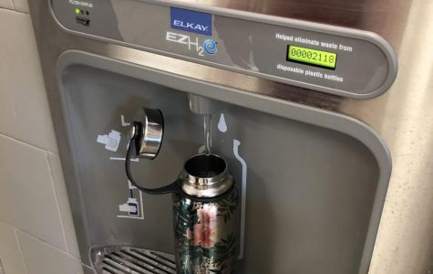 Water Refill Stations Could Be The First Step To Saving Our Environment
