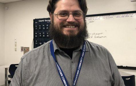 Meet John Stoverink, Science Teacher