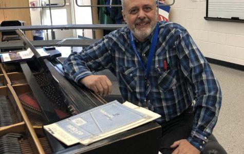 Meet Jonathan Lechner, Choir Director