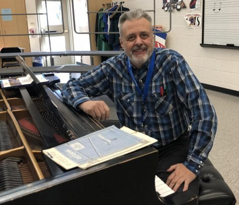 Meet Jonathan Lechner, Choir Director