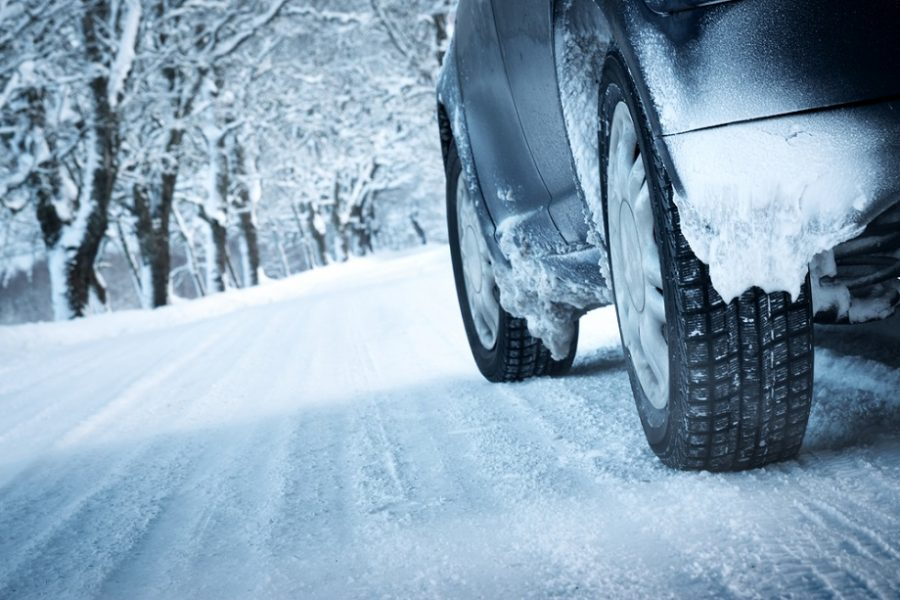 Teen Driving During Winter -- Podcast