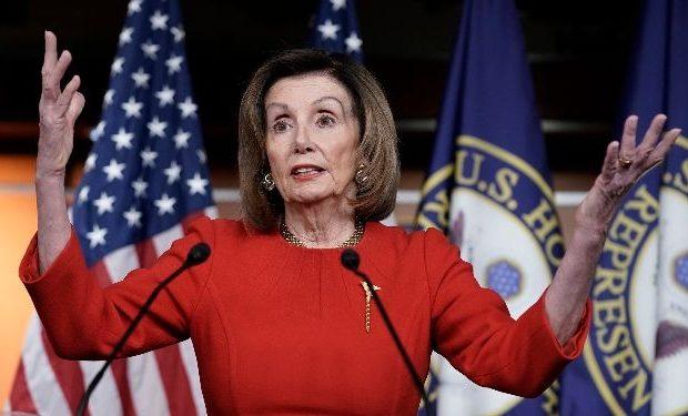 Nancy+Pelosi%2C+the+Speaker+of+the+House