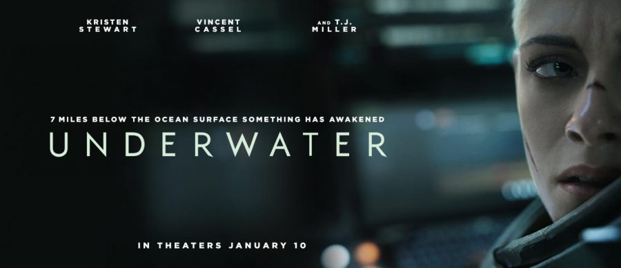 Underwater Movie Review
