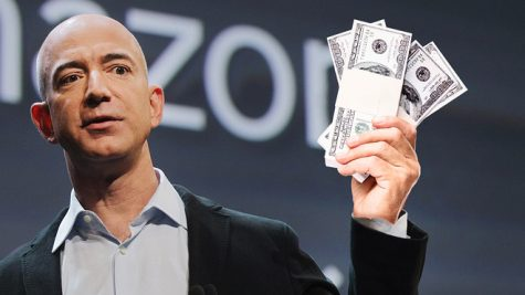 Jeff Bezos: the Man with All the Money in the World