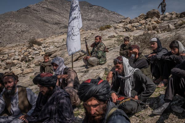 A History to War in Afghanistan